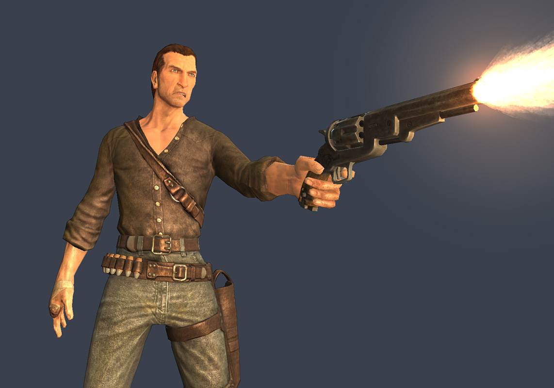 Roland Of Gilead Gun